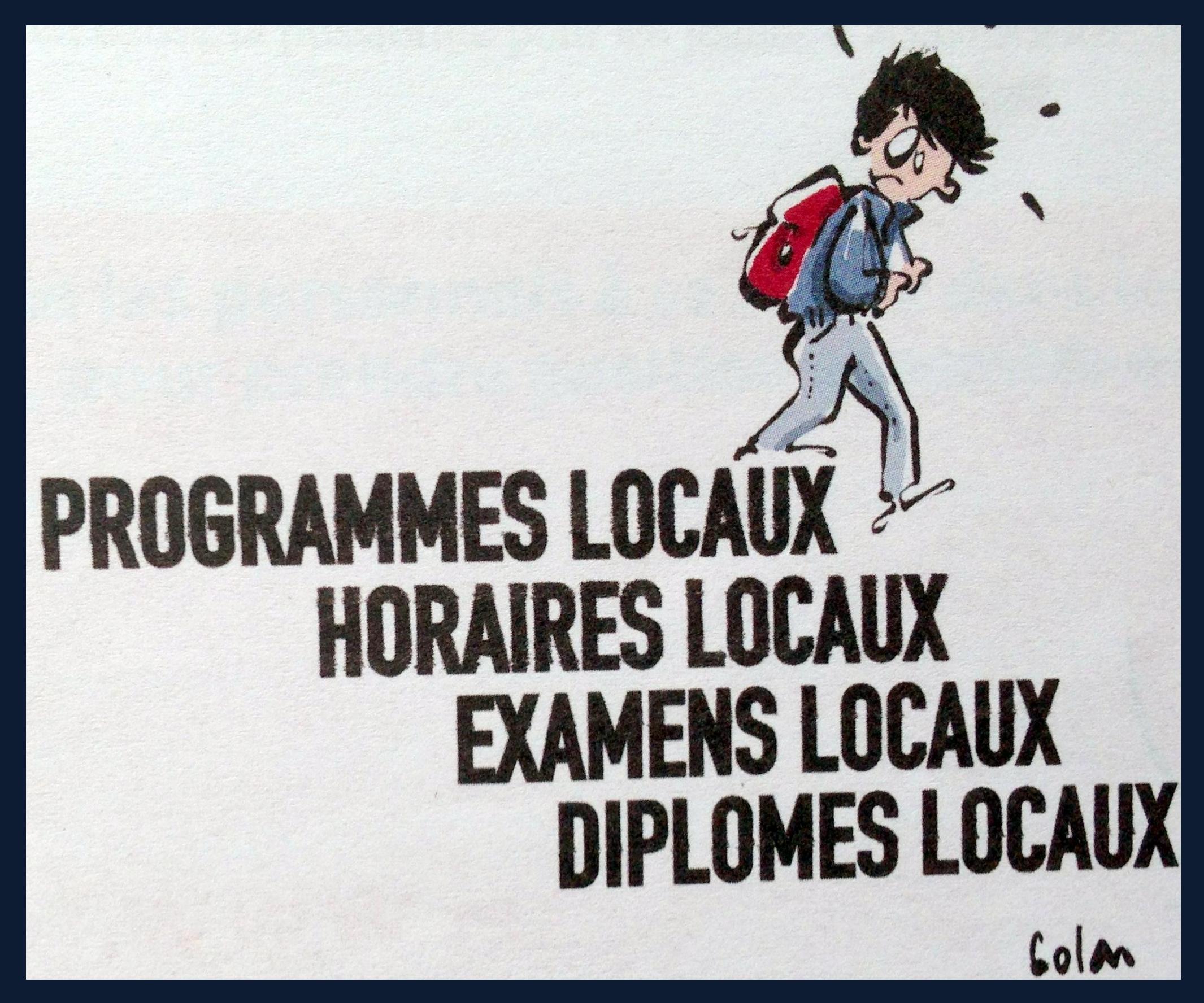 Locaux